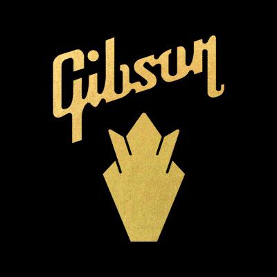 Gibson Crown Pack (Standard) Water Slide Decal.