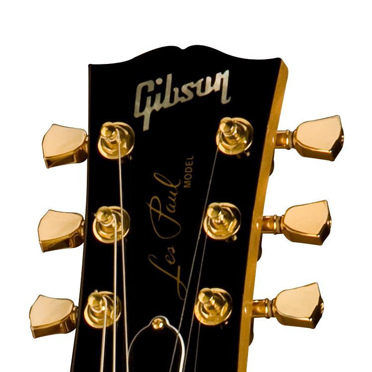 Gibson headstock Logos.