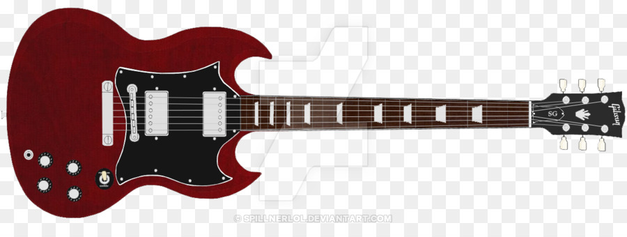 Guitar Cartoon png download.