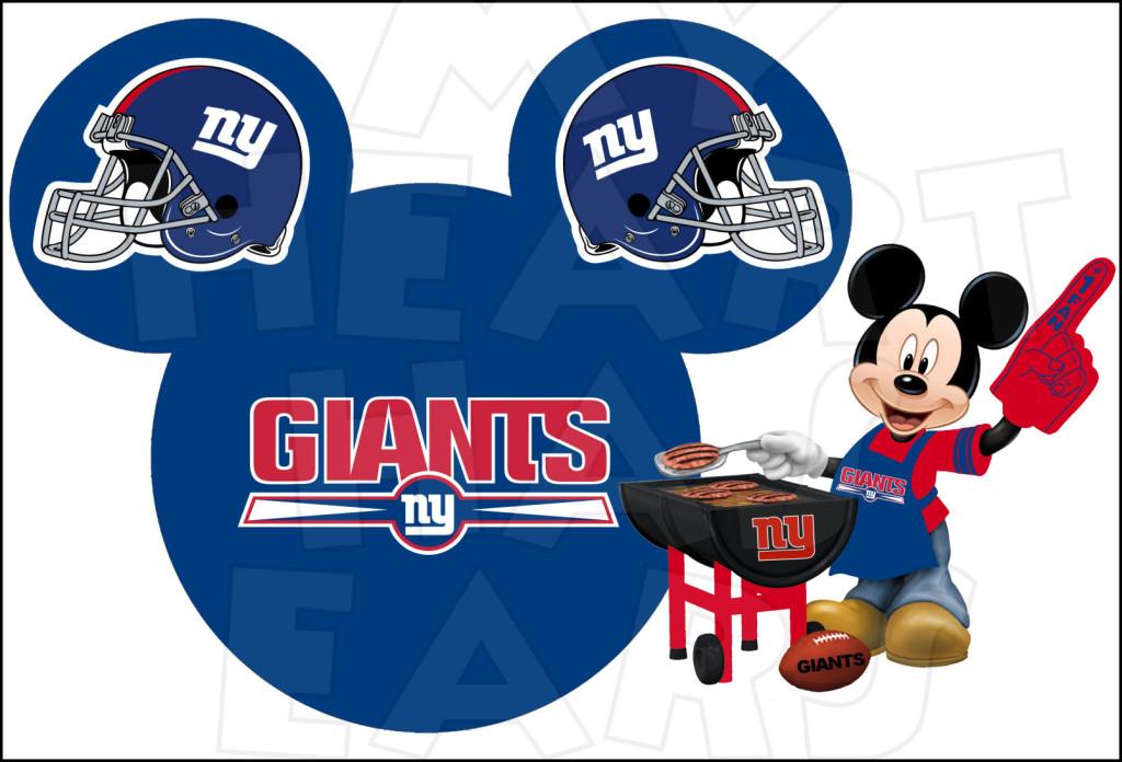 Ny giants clipart free.