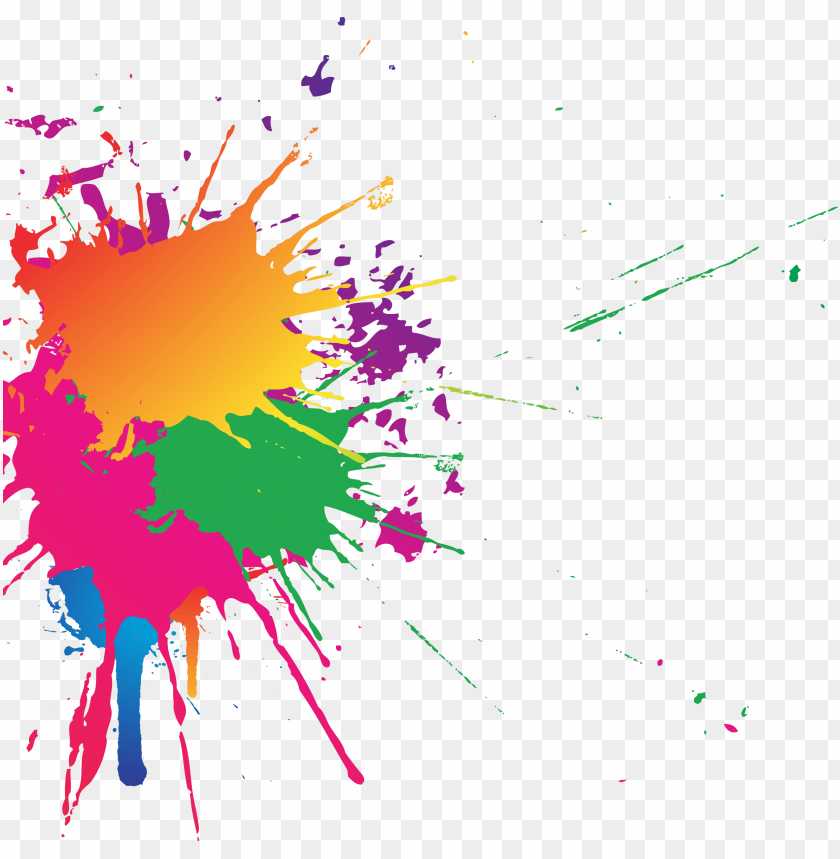 colorful smoke clipart png.
