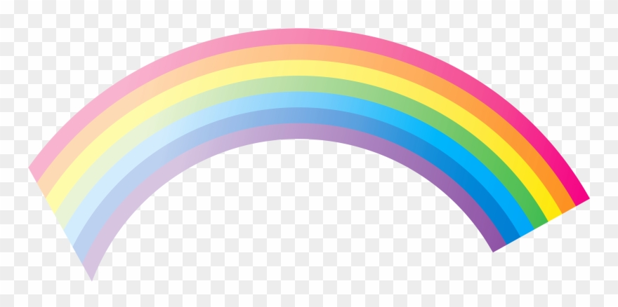 Clipart Rainbow Weather.