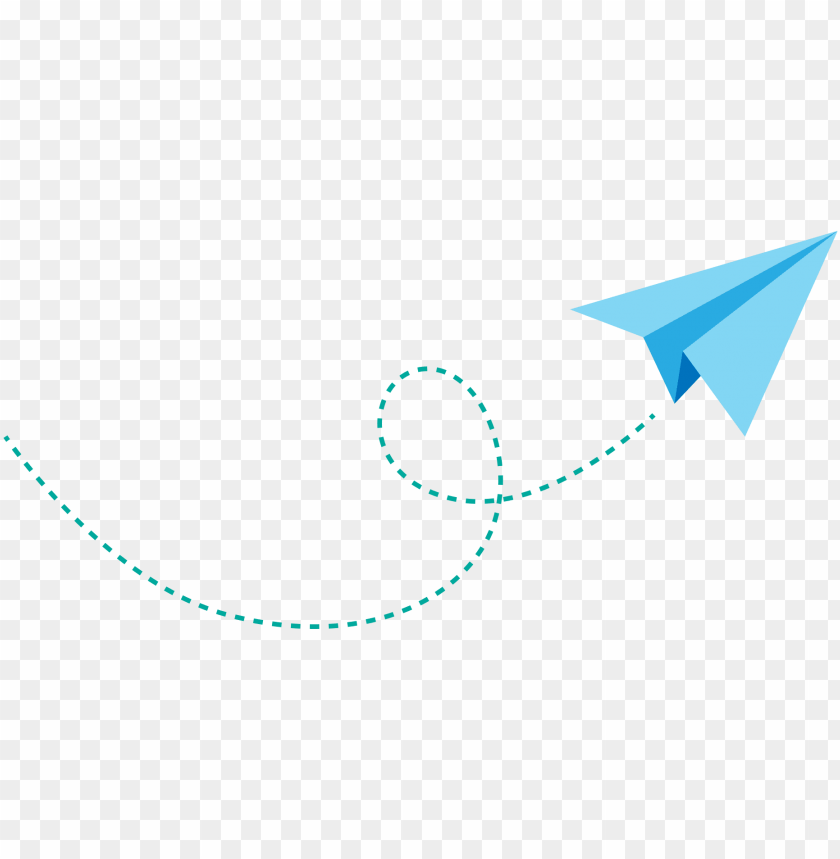 paper plane gif PNG image with transparent background.