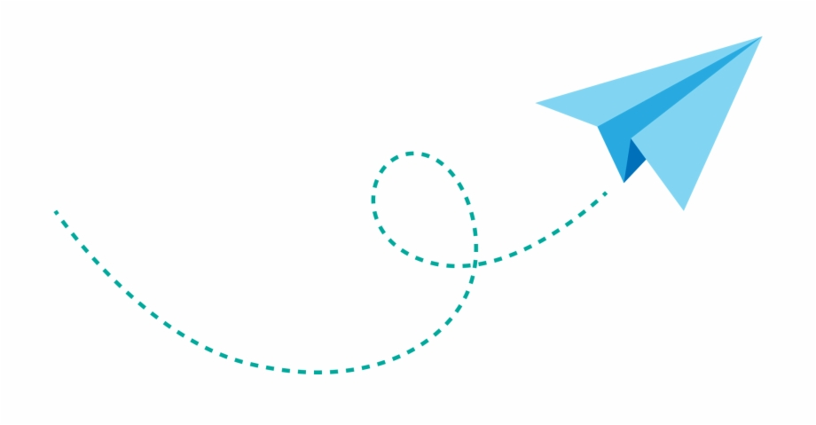Paper Plane Gif , Png Download.