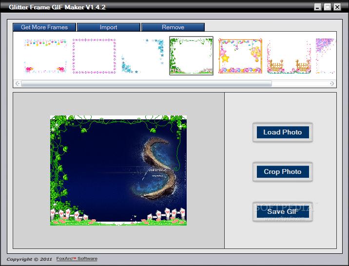 Download Glitter Frame GIF Maker 1.6.4.