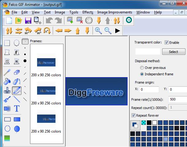 Free GIF Animator, GIF Editor & Maker.