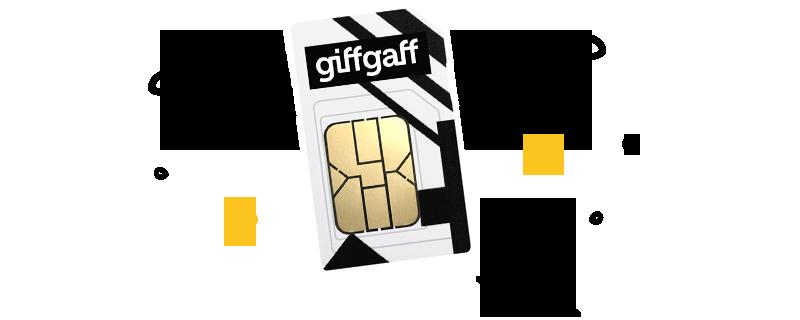 Free pay as you go SIM Card.