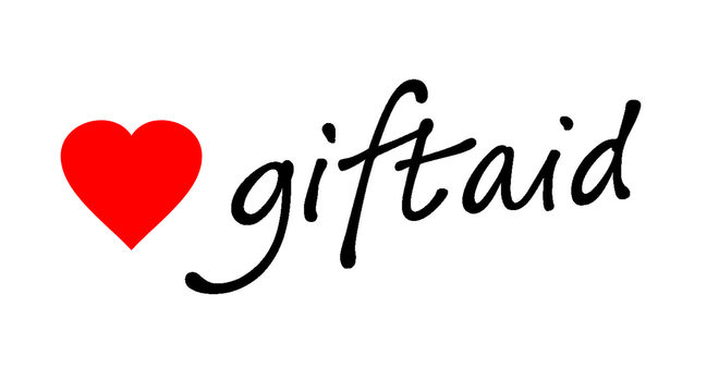 Gift Aid / The Marfan Trust.