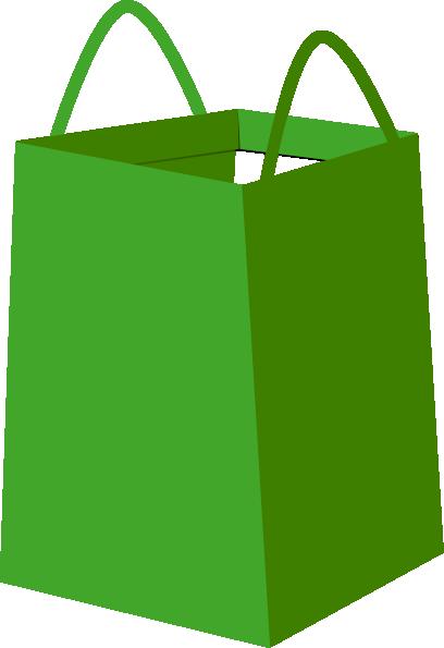 Gift Bag Clip Art.