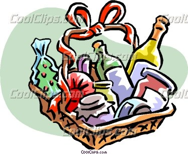 Free gift basket clipart 1 » Clipart Portal.