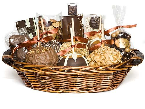 Best Gift Basket Clip Art #11053.