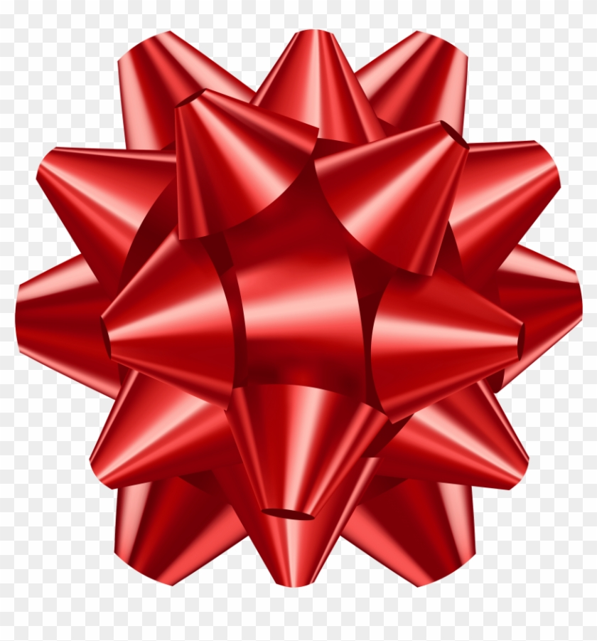 Download Red Bow Image Clipart Png Photo.