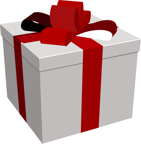 Gift Box Clipart.