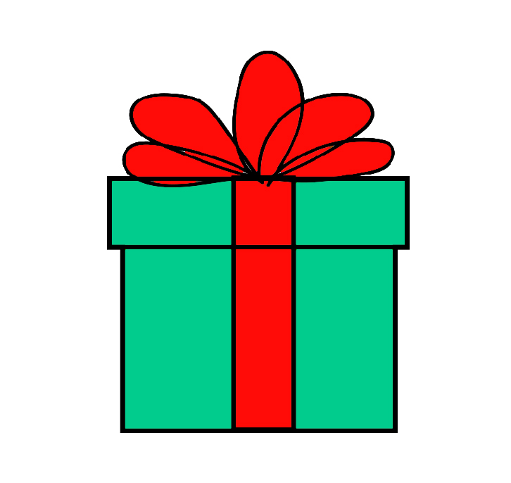 Gift Clipart Free.