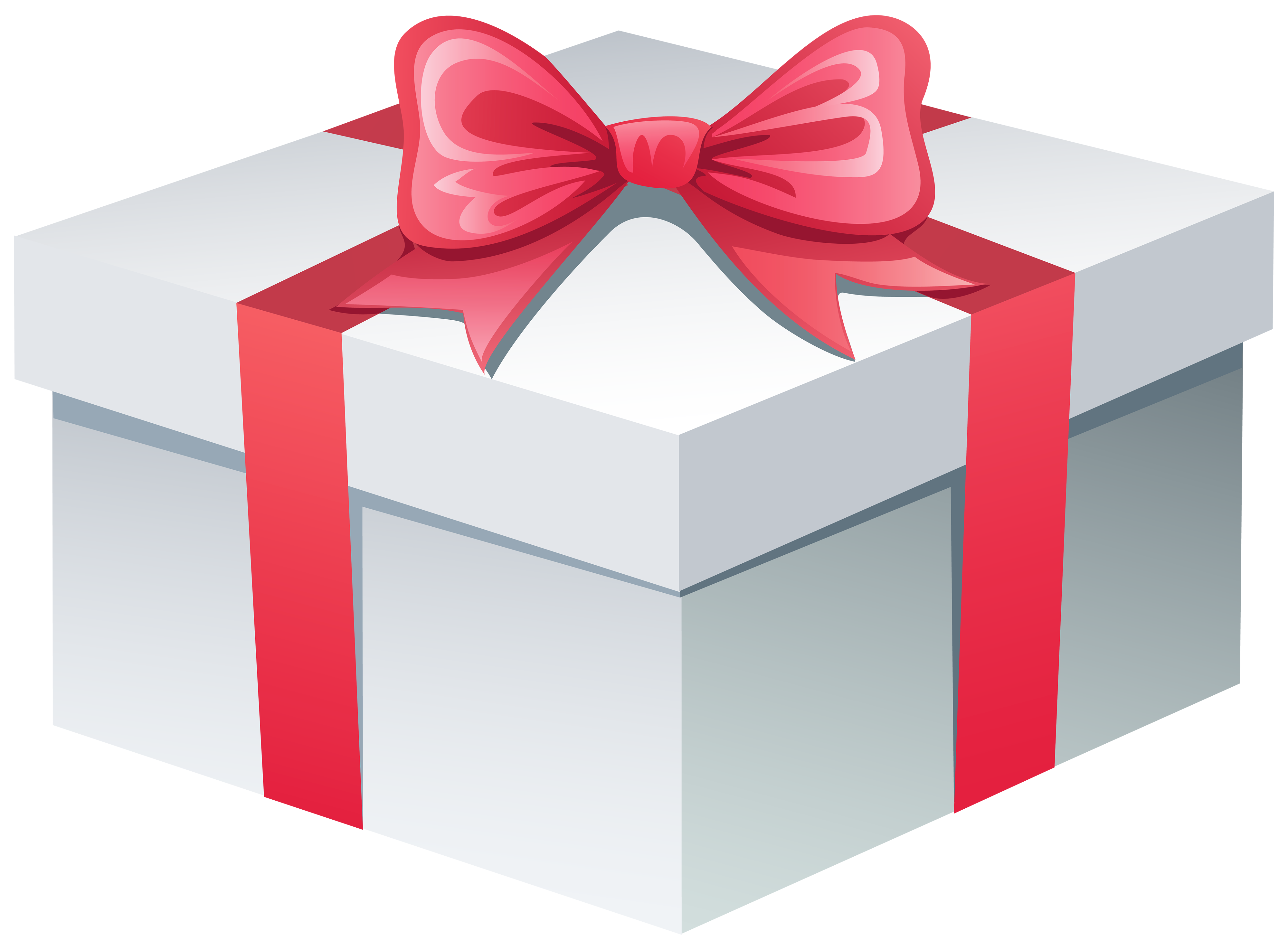 Gift Box PNG Clipart.