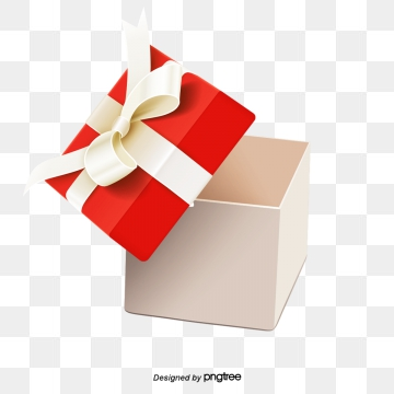 Gift Box PNG Images.