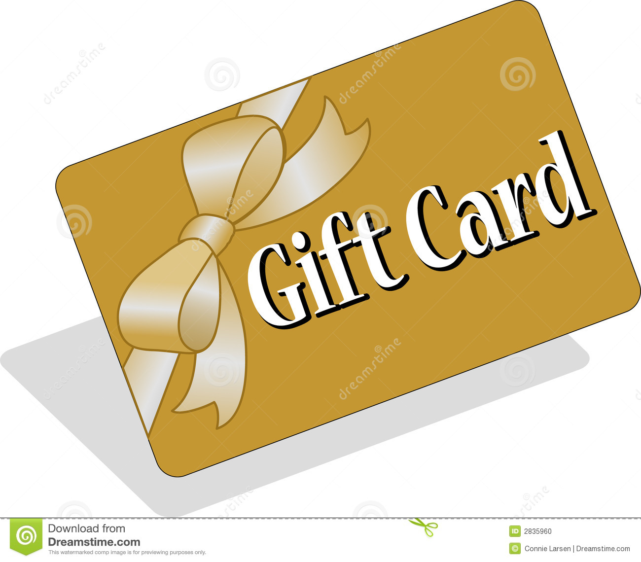 Gift card clipart free.