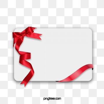 Gift Card Png, Vector, PSD, and Clipart With Transparent.