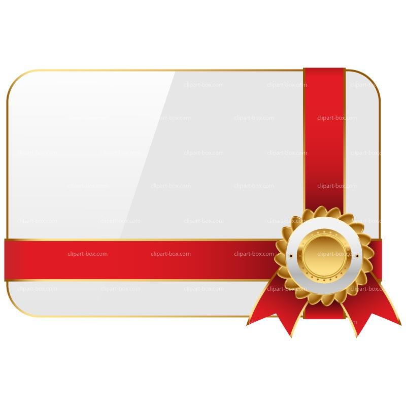 Find Free Gift Certificate Clip Art.