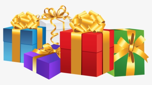 Gift Christmas Birthday Clip Art.