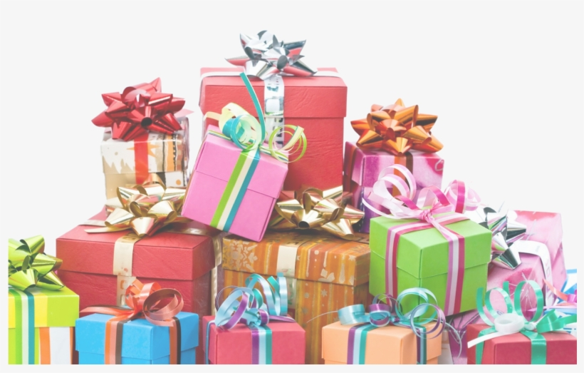 Gift Items Png Hd Transparent PNG.