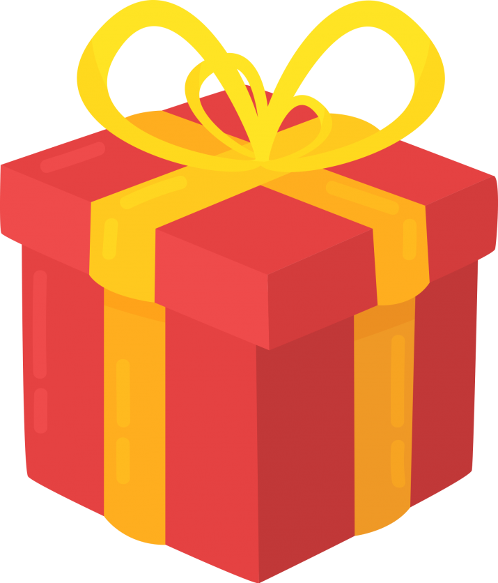 Gift PNG.