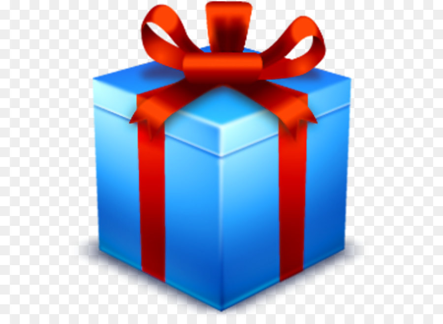 Gift Box Christmas png download.