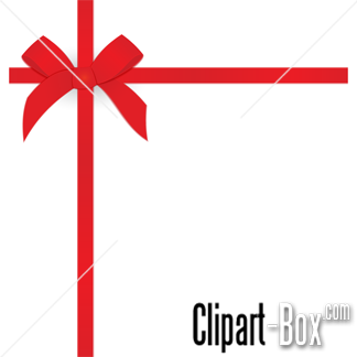 CLIPART RIBBON GIFT.