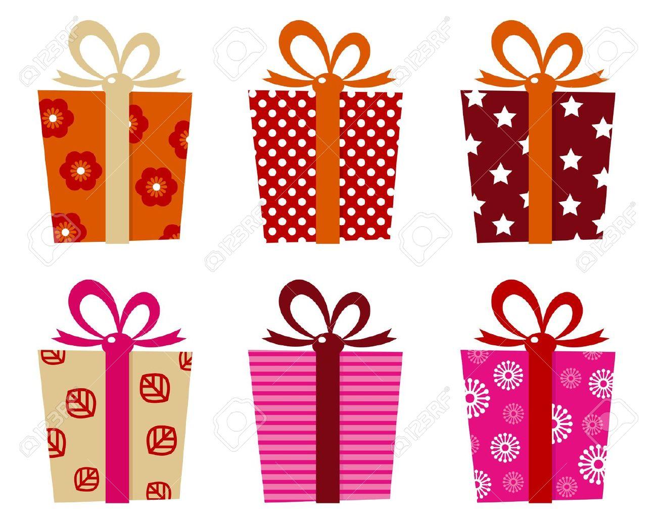Маленькие плоские подарки