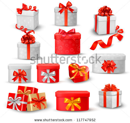Gift Stock Images, Royalty.