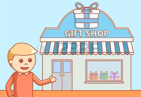 84,817 Gift Shop Stock Illustrations, Cliparts And Royalty Free.