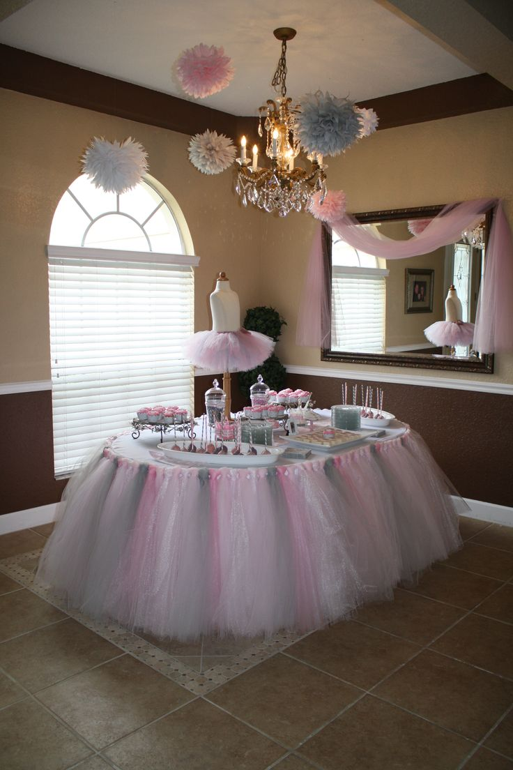 Ideas For Bridal Shower Gift Table.