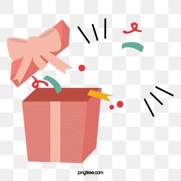 Open Gift Box Png, Vector, PSD, and Clipart With Transparent.