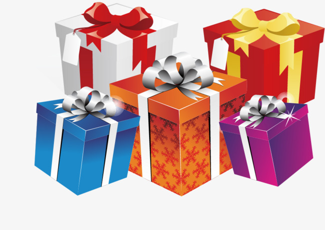 Holiday Gift Promotion Png Vector Material Holiday Sale Creative.