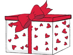 Gift Wrap Clipart.