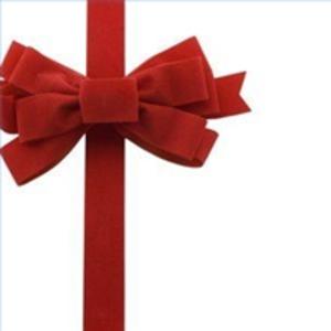 Tie Gift Wrap Bow X.