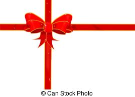 Clip Art of Gift wrapping.