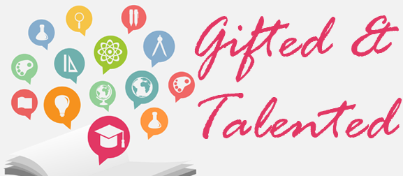 Gifted and talented clipart.