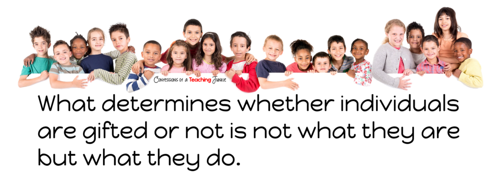 Gifted Student Clipart.