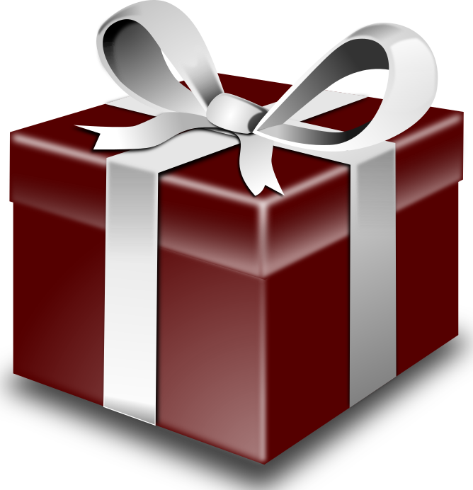 More Gifts Clip Art Download.
