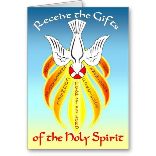 26+ Gifts of The Holy Spirit Clipart.