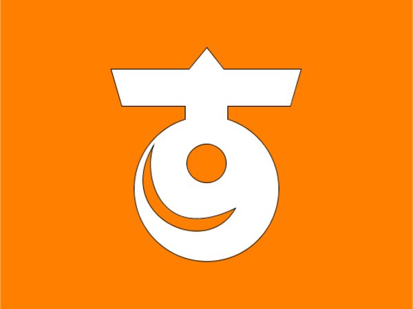 Flag of Sunami Gifu.
