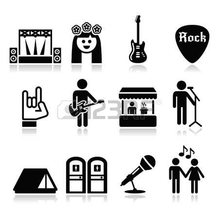 164 Gig Stage Stock Vector Illustration And Royalty Free Gig Stage.