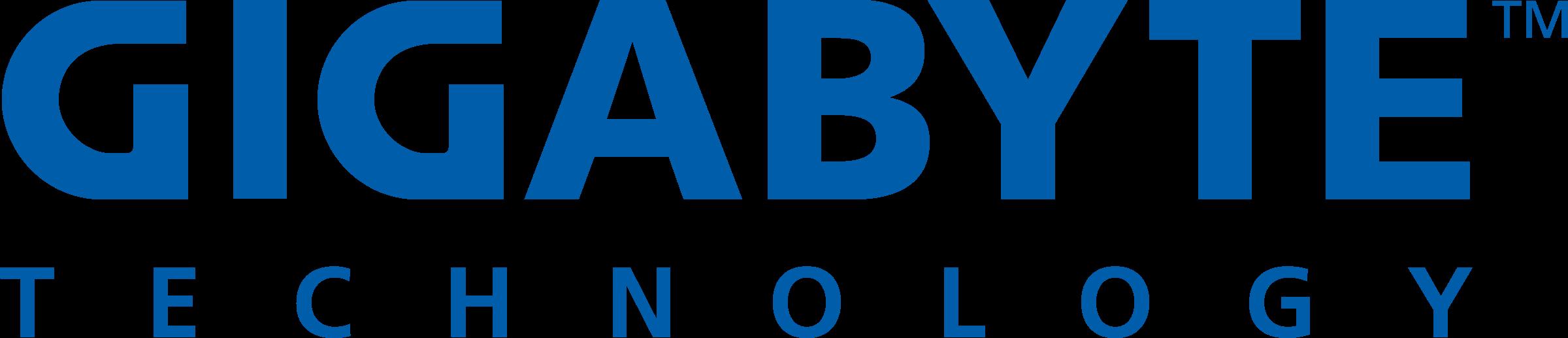 Gigabyte Logo PNG Transparent & SVG Vector.