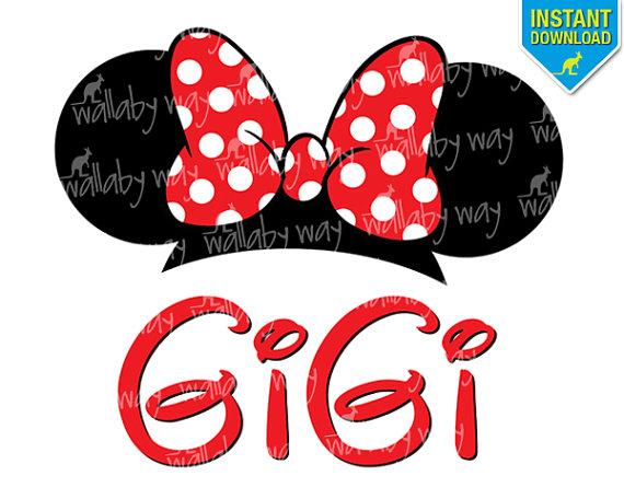 Gigi Clipart.