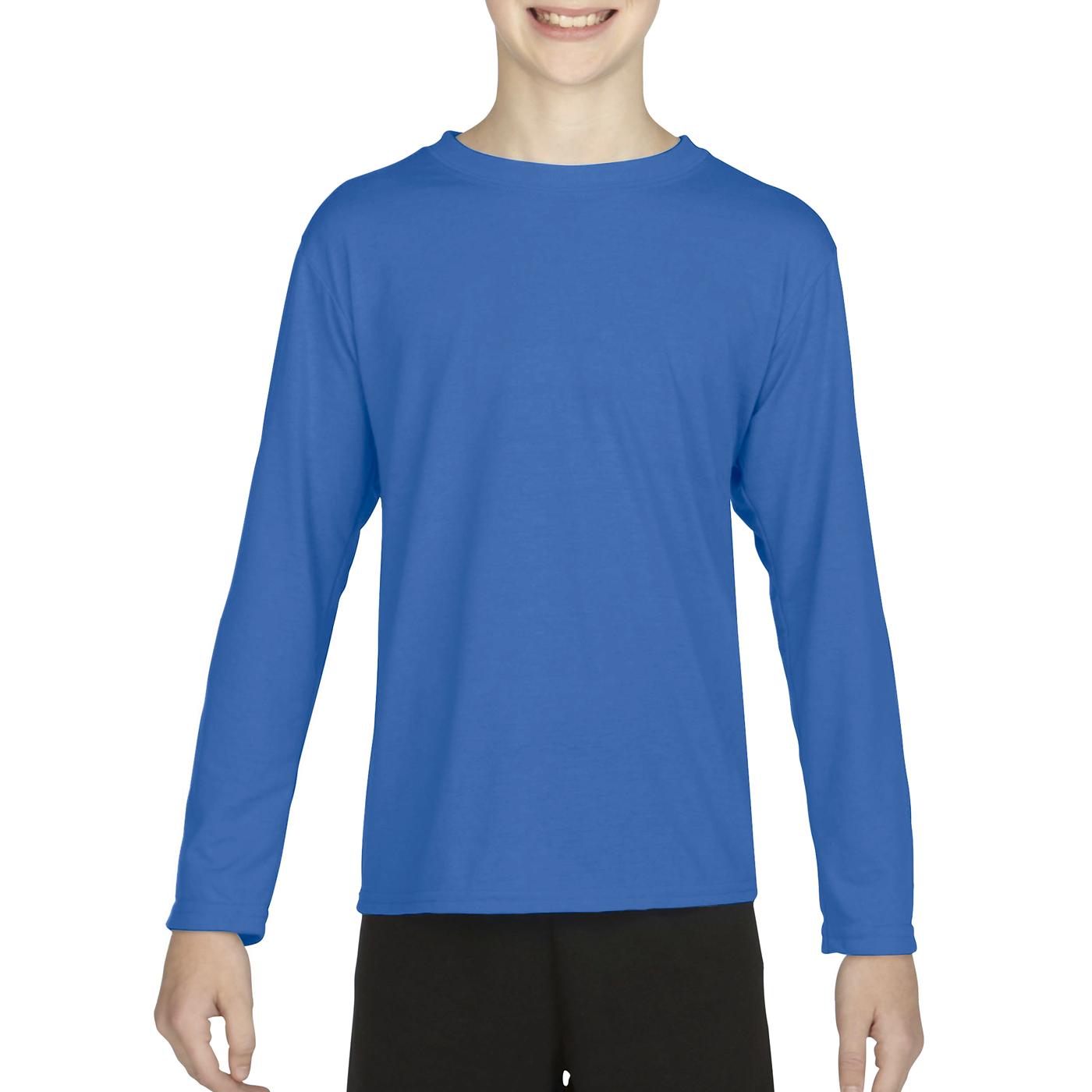 Gildan AquaFX Performance Long Sleeve T.