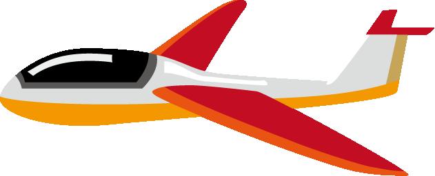 Glider Clipart.