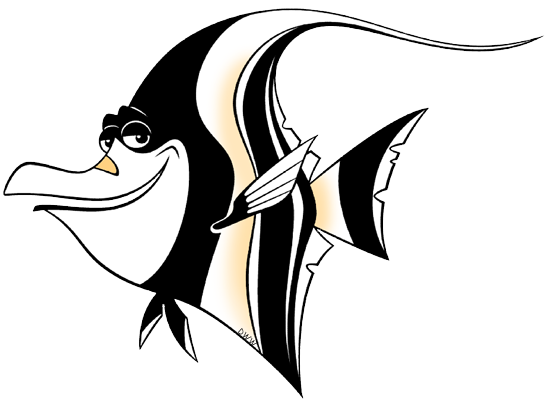 Finding Nemo Clip Art Images 3.