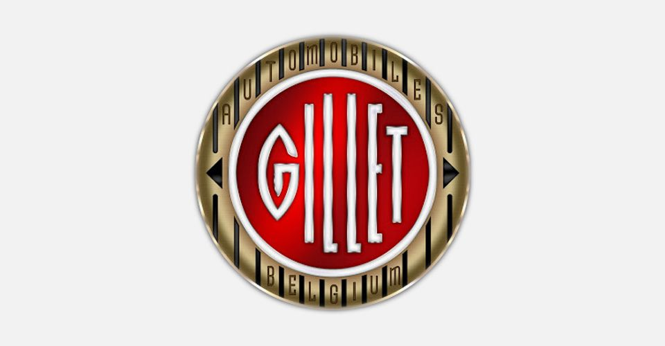 Gillet car logo.