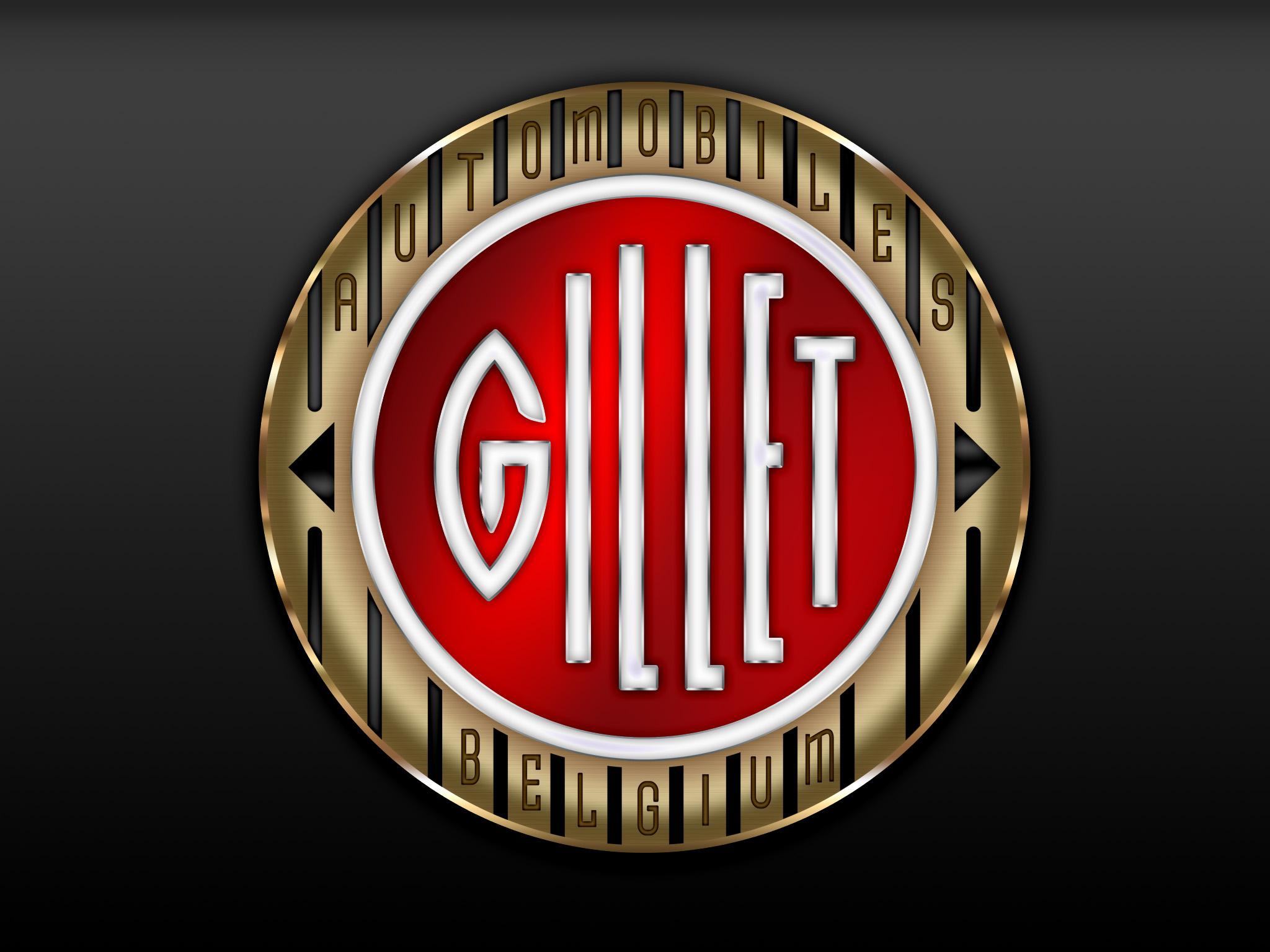 Logo Gillet.